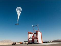 Google cung cấp Internet qua khinh khí cầu