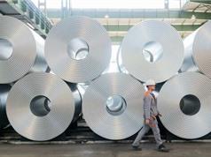 """Chính phủ Đức khởi động chương trình """"hydro xanh"""" trong ngành thép"""