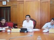 Bộ KH&CN - Ban Tuyên giáo TW: Phối hợp tham mưu cho Ban Bí thư văn kiện của Đại hội Đảng
