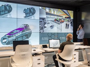 BAE tiết lộ nhà máy sản xuất chiến đấu cơ thông minh