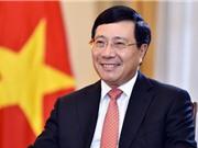 25 năm Việt Nam tham gia ASEAN: Chung tay vì một Cộng đồng ASEAN gắn kết và thích ứng