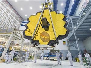 NASA trì hoãn triển khai kính thiên văn mạnh nhất thế giới