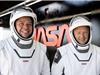 Tàu SpaceX đưa hai phi hành gia ISS trở về Trái đất
