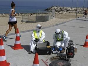 Israel kiểm tra nước thải để phát hiện ổ dịch COVID-19