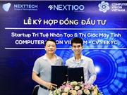 Startup về trí tuệ nhân tạo và thị giác máy tính nhận đầu tư 10 tỷ đồng