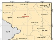 Tiếp tục xảy ra nhiều trận động đất ở Mộc Châu