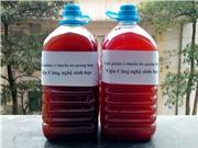 Chế phẩm vi khuẩn tía quang hợp không lưu huỳnh