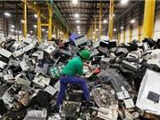 14/10 là Ngày Quốc tế loại bỏ rác thải điện tử