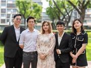 Lần đầu Việt Nam dự Olympic Blockchain quốc tế và giành giải khen thưởng