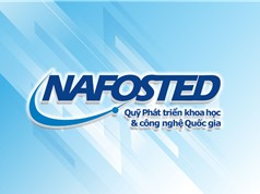 Nafosted tài trợ KHXH&NV đợt 2/2020: Đề tài nhóm ngành nhân văn tăng