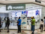 Huawei được chào đón ở châu Phi