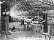 Phòng thí nghiệm điện khổng lồ của Nikola Tesla
