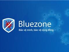 """""""Khẩu trang điện tử"""" Bluezone vượt mốc 20 triệu lượt tải"""