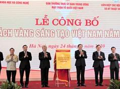 82 công trình KH&CN được ghi nhận trong Sách vàng Sáng tạo Việt Nam 2020