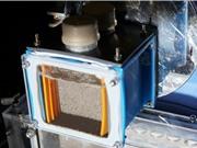 Thiết bị tạo ra nhiên liệu sạch từ ánh sáng mặt trời, CO2 và nước
