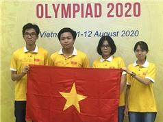 Học sinh Việt Nam giành huy chương tại Olympic Sinh học quốc tế và Olympic Tin học Châu Á Thái Bình Dương