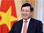 Ngoại giao Việt Nam: 75 năm đồng hành cùng dân tộc, phụng sự Tổ quốc, phụng sự nhân dân