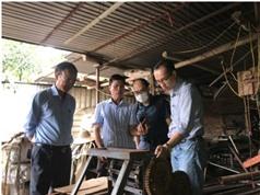 Viện Nghiên cứu sáng chế và Khai thác công nghệ chế hỗ trợ nông dân cơ giới hóa sản xuất nông nghiệp qua hoạt động khai thác sáng chế