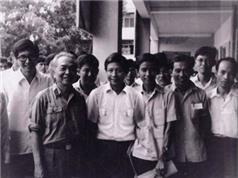 Giáo sư Đặng Đình Áng qua đời