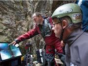 Hang nước ngọt sâu nhất thế giới ở CH Séc