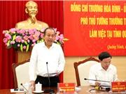 Quảng Ninh đi đầu cả nước về triển khai thành phố thông minh, chính quyền điện tử, chính quyền số