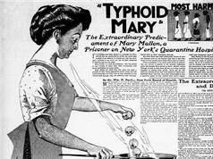 Ca bệnh siêu lây nhiễm nổi tiếng nhất thế kỷ XX
