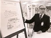 Joseph Woodland - người sáng chế mã vạch
