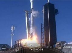 SpaceX tiếp tục phóng 60 vệ tinh Starlink vào quỹ đạo