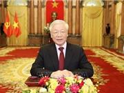 Tiếp tục đóng góp cho các nỗ lực thúc đẩy vai trò trung tâm của ASEAN