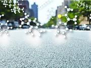 Bề mặt đường phố góp phần gây ô nhiễm không khí