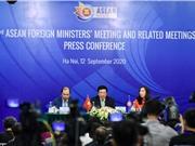 Thể hiện quyết tâm mạnh mẽ của ASEAN và vai trò Việt Nam
