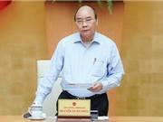 Thủ tướng Nguyễn Xuân Phúc: Cần cố gắng phấn đấu tăng trưởng kinh tế ở mức cao nhất