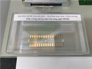 Chip vi lưu xét nghiệm máu phát hiện sớm ung thư phổi