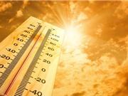 Bắc Bán cầu vừa trải qua mùa hè nóng nhất trong lịch sử