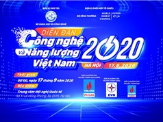 Diễn đàn Công nghệ và Năng lượng Việt Nam