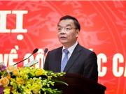 Bộ trưởng Chu Ngọc Anh đảm nhiệm Phó Bí thư Thành ủy Hà Nội
