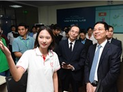 Viettel tặng phòng thí nghiệm mạng 4G LTE trị giá 8,5 tỷ đồng cho sinh viên