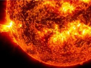 Mặt trời bước vào chu kỳ hoạt động mới