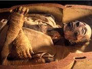 Tập tục ướp xác của người cổ đại