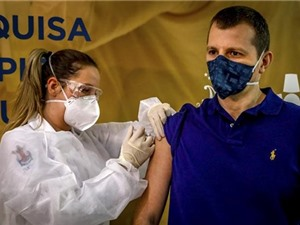 Brazil tham gia chương trình vắcxin ngừa COVID-19 của WHO