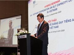 Hợp tác Anh – Việt trong giảng dạy ngoại ngữ