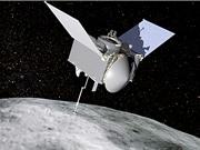 Tàu NASA sắp lấy mẫu tiểu hành tinh Bennu