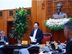 DN phải cùng đồng hành với Chính phủ vượt qua thách thức do dịch COVID-19