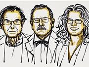 Ba nhà khoa học nghiên cứu lỗ đen chia nhau Nobel Vật lý