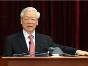 Phát biểu của Tổng Bí thư, Chủ tịch nước khai mạc Hội nghị Trung ương 13 (khóa XII)