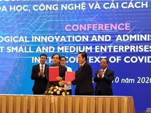 Bộ KH&CN: Thúc đẩy năng suất doanh nghiệp nhỏ và vừa trong bối cảnh đại dịch COVID-19