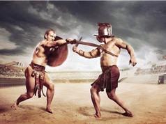 Võ sĩ giác đấu trên đấu trường La Mã cổ đại