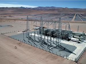 Nhà máy điện Mặt trời lớn nhất Mỹ Latinh đi vào hoạt động