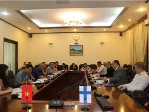 Hợp tác về NLNT Việt Nam - Phần Lan: Đề xuất bốn nội dung quan trọng