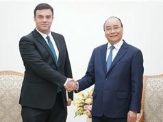 Thủ tướng mong muốn Israel hỗ trợ Việt Nam về đổi mới sáng tạo, start-up